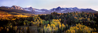 Endless Aspens and Mountains